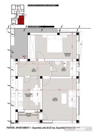 Giroc-Chisoda, apartament cu o camera, spatiu comercial - imagine 8