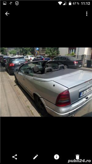 Opel astra bertone 1, 6 benzina 101cp - imagine 2