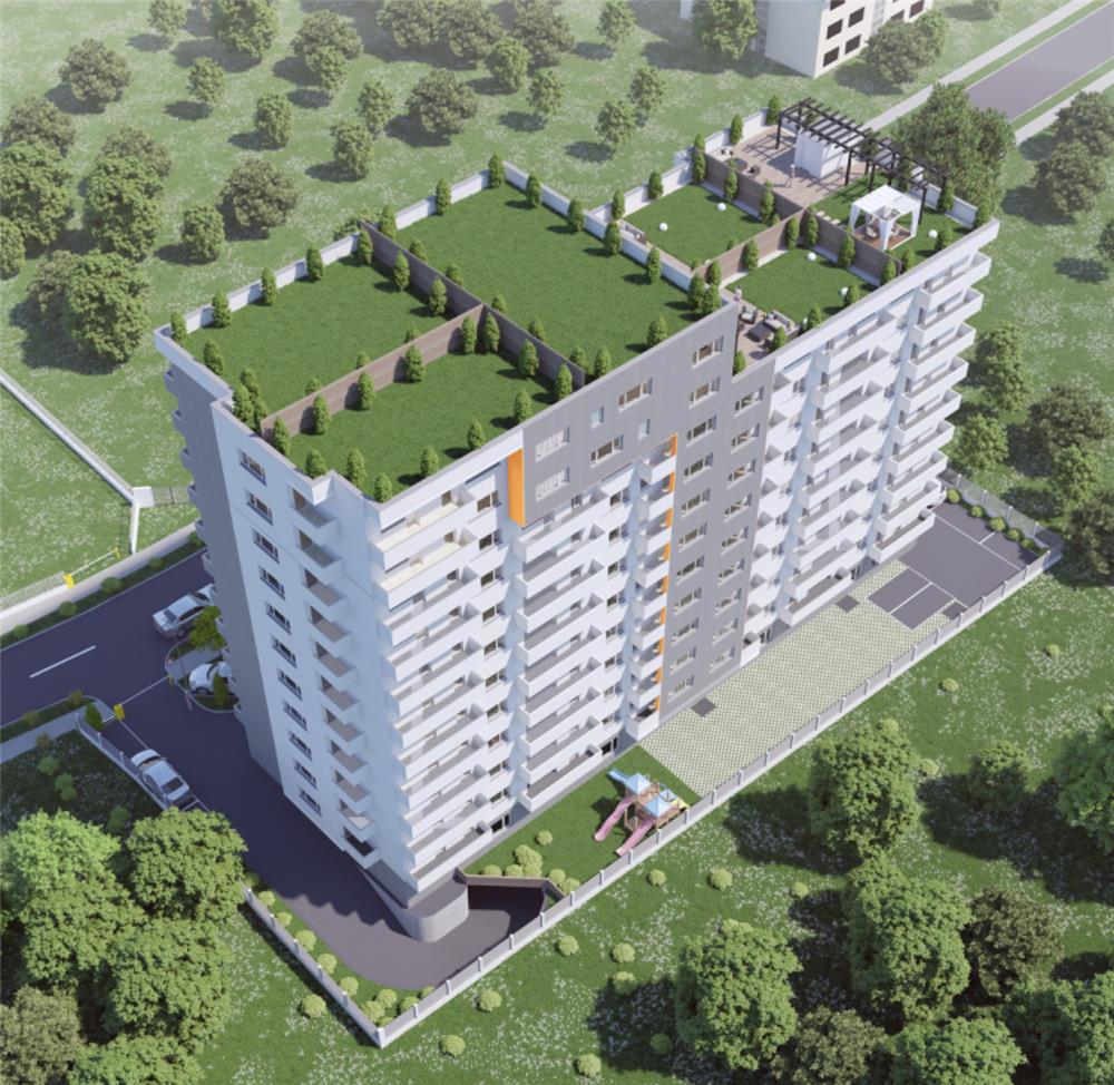 Penthouse deosebit Casa Presei Residence - imagine 9