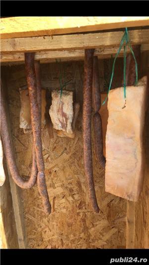 Vând cârnați Afumați , șunca și pastrama afumata  - imagine 2
