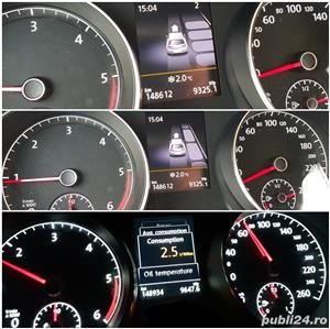 Vw Golf 7 CUP 1.6Tdi Camera,Senzori parcare full,Camera,Faruri Xenon, Full Led Fata/spate - imagine 3