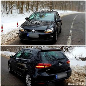 Vw Golf 7 CUP 1.6Tdi Camera,Senzori parcare full,Camera,Faruri Xenon, Full Led Fata/spate - imagine 1