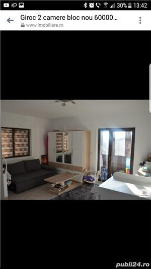 Proprietar vand apartament cu 2 camere in Giroc - nu se accepta credit - imagine 1