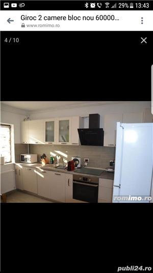 Proprietar vand apartament cu 2 camere in Giroc - nu se accepta credit - imagine 2