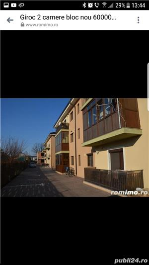 Proprietar vand apartament cu 2 camere in Giroc - nu se accepta credit - imagine 9