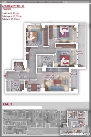 Apartament 4 camere Titan Postavarului -Metrou Nicolae Grigorescu - imagine 8