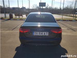 2013 Audi A4 B8 Limuzina 2.0TDI 143CP - imagine 8