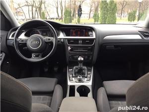 2013 Audi A4 B8 Limuzina 2.0TDI 143CP - imagine 11