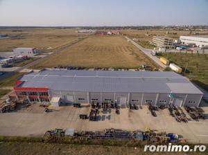 Spațiu industrial de 2,670 mp de închiriat în Zona Sud - imagine 3