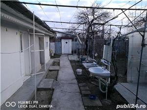 Vand/schimb/negociez casa de locuit ecologica in Com.(sat) Vulturu, Vrancea - imagine 11
