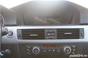 Bmw Seria 318d TVA Deductibil Volanta + Ambreiaj Nou Navigatie Dublu climatronic Rate Credit Leasing - imagine 24