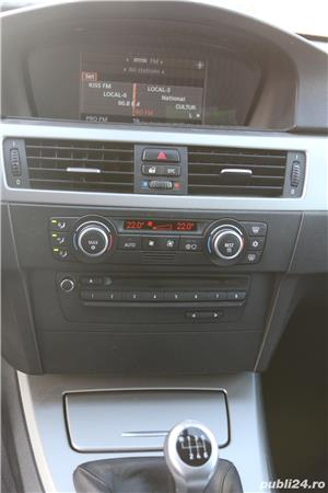 Bmw Seria 318d TVA Deductibil Volanta + Ambreiaj Nou Navigatie Dublu climatronic Rate Credit Leasing - imagine 12