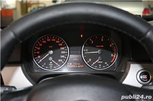 Bmw Seria 318d TVA Deductibil Volanta + Ambreiaj Nou Navigatie Dublu climatronic Rate Credit Leasing - imagine 10