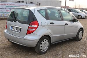 Mercedes-benz Clasa A180 CDI Diesel Clima Consum mic Ideala de oras Rate Credit Leasing - imagine 15
