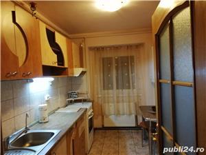 Proprietar inchiriez apartament cu 2 camere-CENTRAL - mobilat si utilat complet - imagine 6