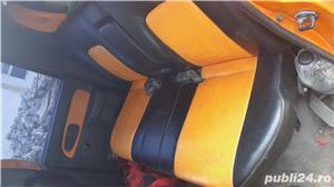 Mitsubishi L200, volan pe stanga,an 2001,2.5 diesel,4x4, bara metalica, inaltat 30mm, gume MT - imagine 4