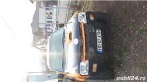 Mitsubishi L200, volan pe stanga,an 2001,2.5 diesel,4x4, bara metalica, inaltat 30mm, gume MT - imagine 14
