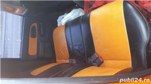Mitsubishi L200, volan pe stanga,an 2001,2.5 diesel,4x4, bara metalica, inaltat 30mm, gume MT - imagine 11