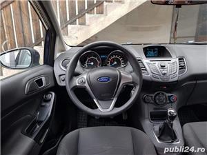 Ford Fiesta 1.5 Tdci Euro 5 km 100% reali +CADOU - imagine 2