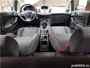 Ford Fiesta 1.5 Tdci Euro 5 km 100% reali +CADOU - imagine 3