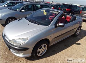 Peugeot 206 cabrio - imagine 1