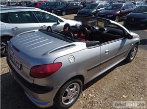 Peugeot 206 cabrio - imagine 3