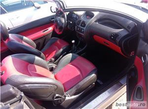 Peugeot 206 cabrio - imagine 12