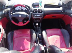 Peugeot 206 cabrio - imagine 15