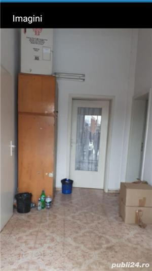 Vand spatiu birouri mobilat(3 incaperi de birouri+hala in aceeasi cladire) - imagine 2