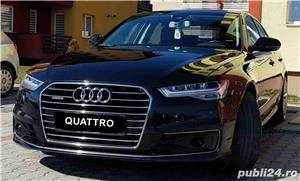 Audi A6 3.0 tdi QUATTRO 2015 - imagine 1