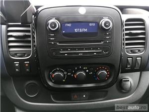 Opel Vivaro 8+1 locuri | L2H1 | 1.6D | AC Fata+Spate | Senzori Parcare | Tempomat | Bluetooth | 2017 - imagine 8