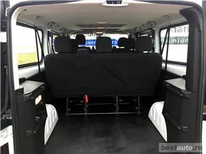Opel Vivaro 8+1 locuri | L2H1 | 1.6D | AC Fata+Spate | Senzori Parcare | Tempomat | Bluetooth | 2017 - imagine 11