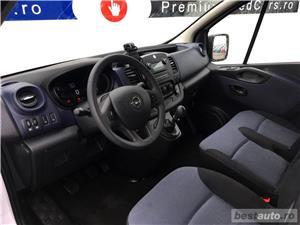 Opel Vivaro 8+1 locuri | L2H1 | 1.6D | AC Fata+Spate | Senzori Parcare | Tempomat | Bluetooth | 2017 - imagine 5