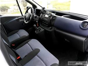 Opel Vivaro 8+1 locuri | L2H1 | 1.6D | AC Fata+Spate | Senzori Parcare | Tempomat | Bluetooth | 2017 - imagine 6