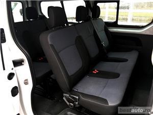 Opel Vivaro 8+1 locuri | L2H1 | 1.6D | AC Fata+Spate | Senzori Parcare | Tempomat | Bluetooth | 2017 - imagine 9