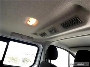 Opel Vivaro 8+1 locuri | L2H1 | 1.6D | AC Fata+Spate | Senzori Parcare | Tempomat | Bluetooth | 2017 - imagine 10