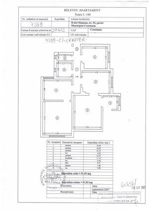 Capitol Bd.Mamaia intersectie cu Mircea - Parter de vila 135mp + curte - imagine 11