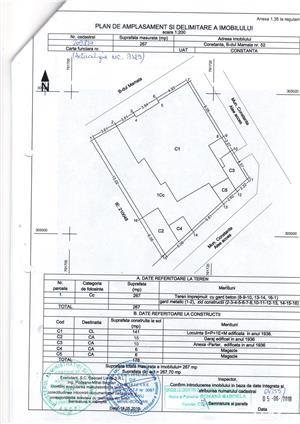 Capitol Bd.Mamaia intersectie cu Mircea - Parter de vila 135mp + curte - imagine 12