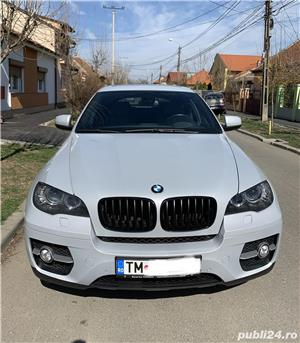 BMW X6 2010 XDrive BiTurbo 4.0d 306 Cp/ SoftClose Usi/ Camera 360/ Trapa  - imagine 3