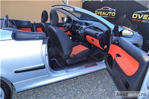 Peugeot 206 CC = avans 0 % rate fixe = aprobarea creditului in 2 ore = autohaus vindem si in RATE - imagine 7