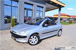 Peugeot 206 CC = avans 0 % rate fixe = aprobarea creditului in 2 ore = autohaus vindem si in RATE - imagine 1