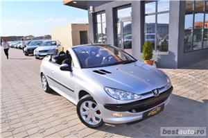 Peugeot 206 CC = avans 0 % rate fixe = aprobarea creditului in 2 ore = autohaus vindem si in RATE - imagine 8