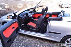 Peugeot 206 CC = avans 0 % rate fixe = aprobarea creditului in 2 ore = autohaus vindem si in RATE - imagine 6