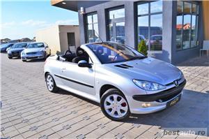 Peugeot 206 CC = avans 0 % rate fixe = aprobarea creditului in 2 ore = autohaus vindem si in RATE - imagine 2