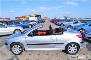Peugeot 206 CC = avans 0 % rate fixe = aprobarea creditului in 2 ore = autohaus vindem si in RATE - imagine 16