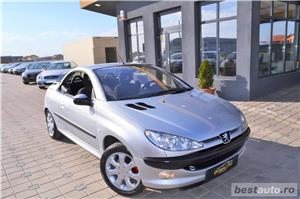 Peugeot 206 CC = avans 0 % rate fixe = aprobarea creditului in 2 ore = autohaus vindem si in RATE - imagine 10