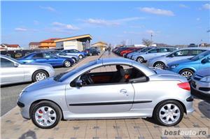 Peugeot 206 CC = avans 0 % rate fixe = aprobarea creditului in 2 ore = autohaus vindem si in RATE - imagine 17