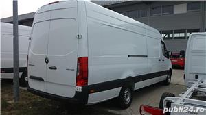 Mercedes-Benz Sprinter 316 cdi XXL de 7 paleti - imagine 11