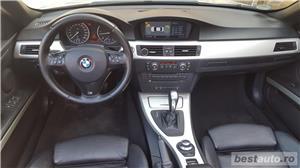 BMW 320d Cabrio Automat, Scaune Sport, Navi Pro, Xenon - imagine 3