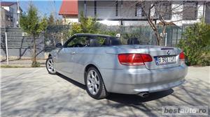 BMW 320d Cabrio Automat, Scaune Sport, Navi Pro, Xenon - imagine 2